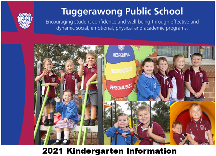 Kindergarten 2021 Website